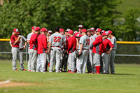 Hanover Area vs Holy Redeemer (5/23/2014)
