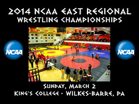 NCAA East Regional Wrestling Champ. FINALS